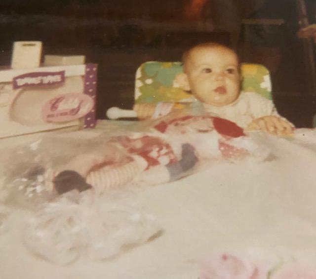 Marisol's first birthday